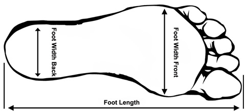 Clogs \u0026 Shoes Size Guide - OMES